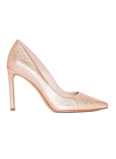 Nine West Stiletto Pembe